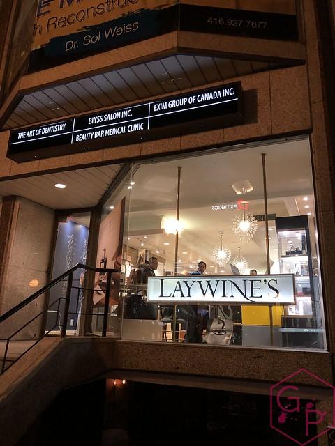 Graf von Faber-Castell Event at Laywine's in Toronto 27