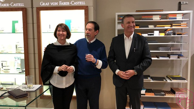 Graf von Faber-Castell Event at Laywine's in Toronto 16
