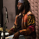 Mon, 06/05/2019 - 2:54pm - Tank and the Bangas Live in Studio A, 5.6.19 Photographer: Steven Ruggiero