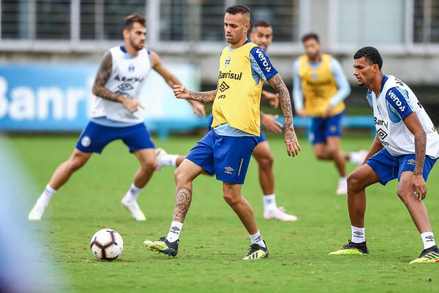 Treino Grêmio 06/05/19