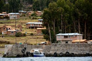 Île d'Amantaní, Lac Titicaca, Pérou | by EclairagePublic.eu