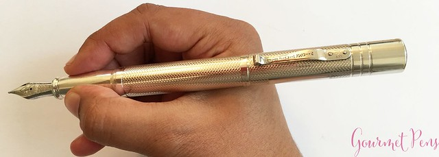 Yard-O-Led Viceroy Grand Barley Fountain Pen 15