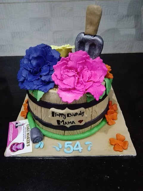 Cake by Cake Maker's