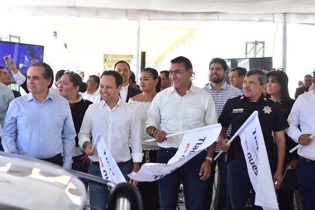 Inauguración Edificio de la Comisaría de Tlajomulco