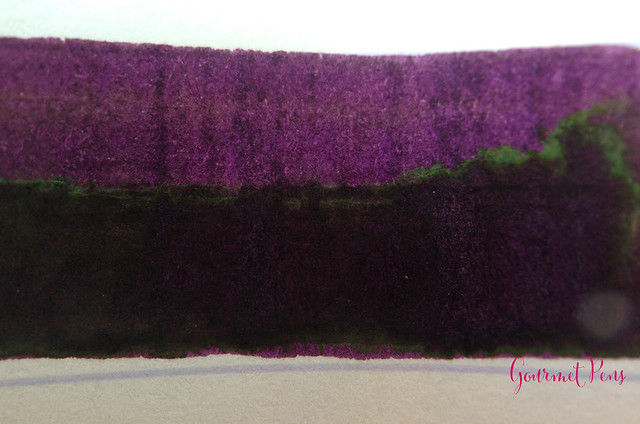 Cult Pens Diamine Deep Dark Purple Ink 2