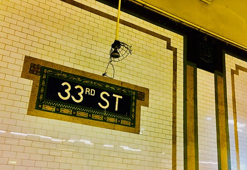33rd St - NYC