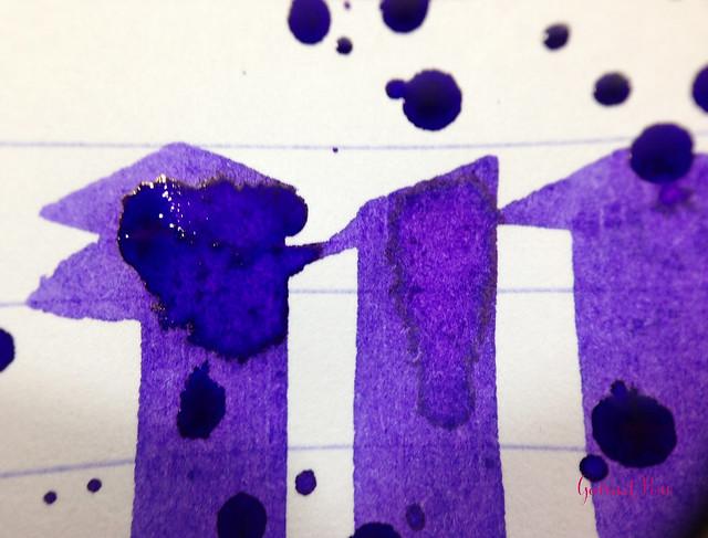 P.W Akkerman Parkpop Purper Ink 8