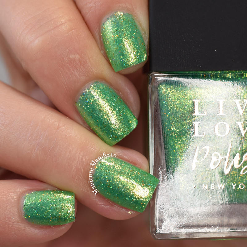 Live Love Polish Dew swatch