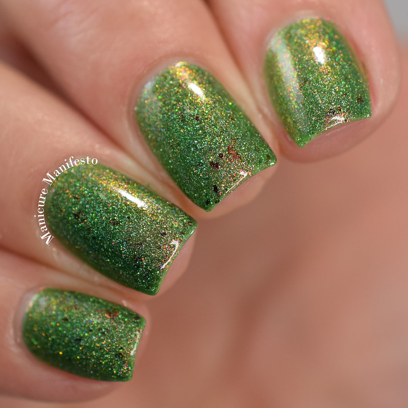 Girly Bits Absinthe Fairy review