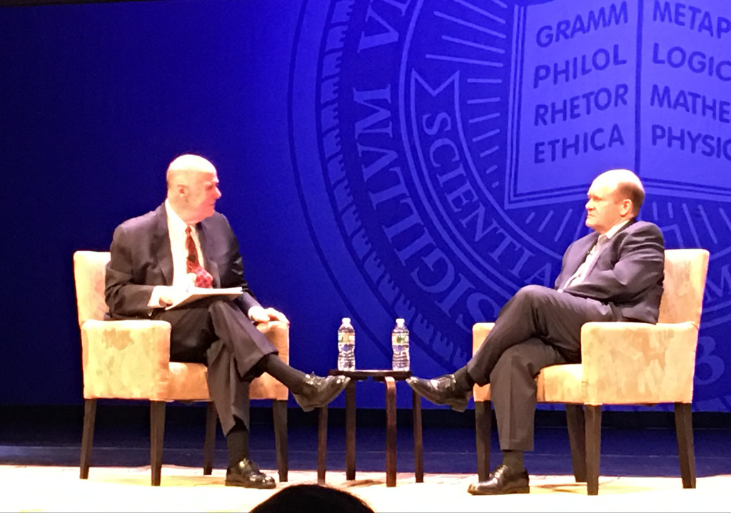 Chris Coons and Thomas Donilon on engaging with China and East Asia