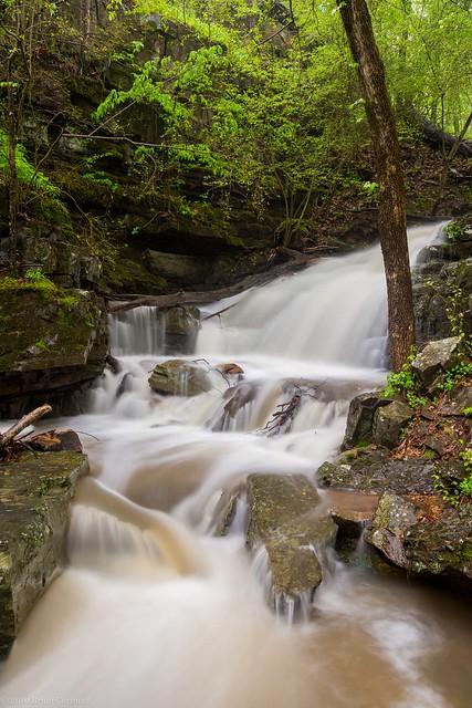 Emerald Park Falls