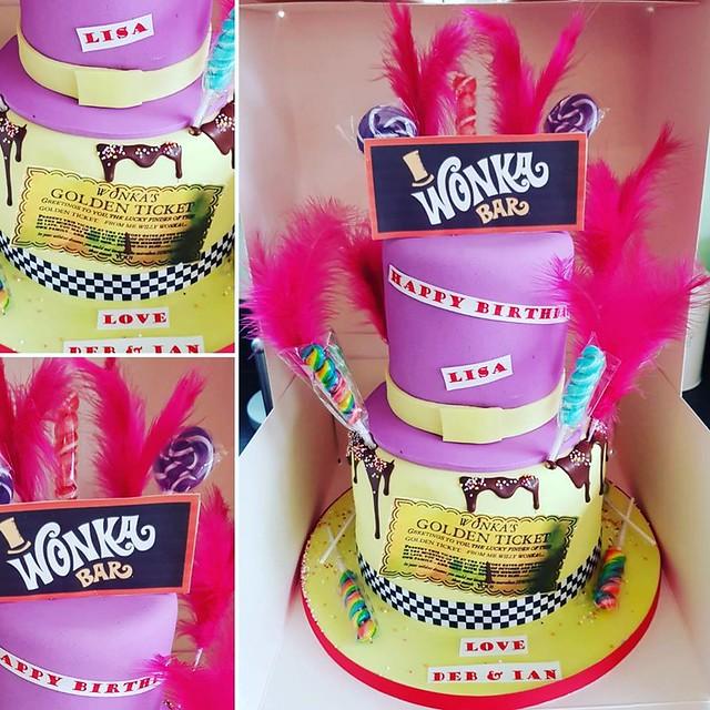 Cake by Ceri's Cake Creations - Bridgend