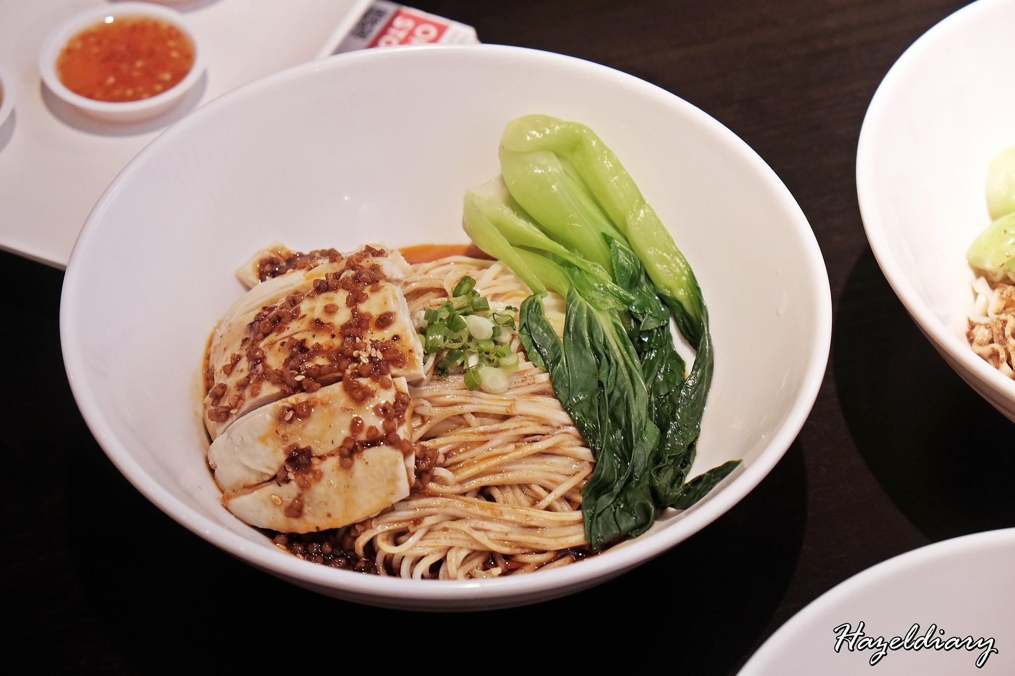 Ju Hao Taiwanese noodles Platform M-Saliva chicken noodles