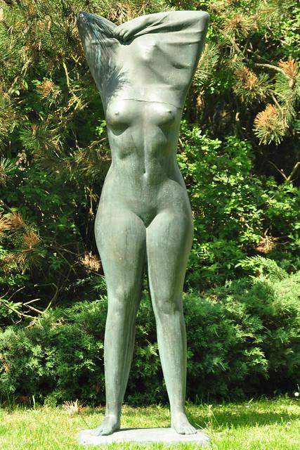 Skulpturenpark Ilvesheim am Neckar, Mai 2019, Brigitte Stolle
