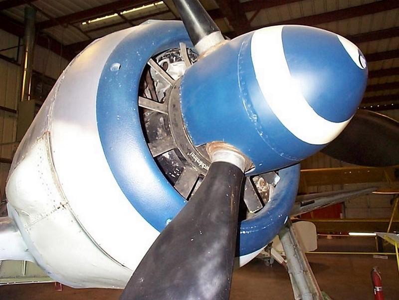 Focke Wulf Fw 190 A-8 00004