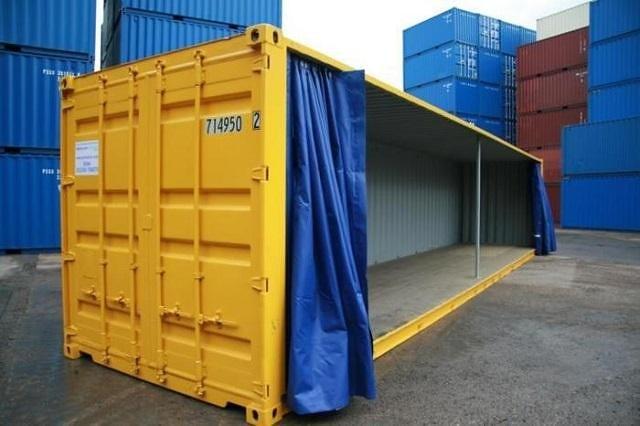 Thuê container kho tại địa chỉ uy tín