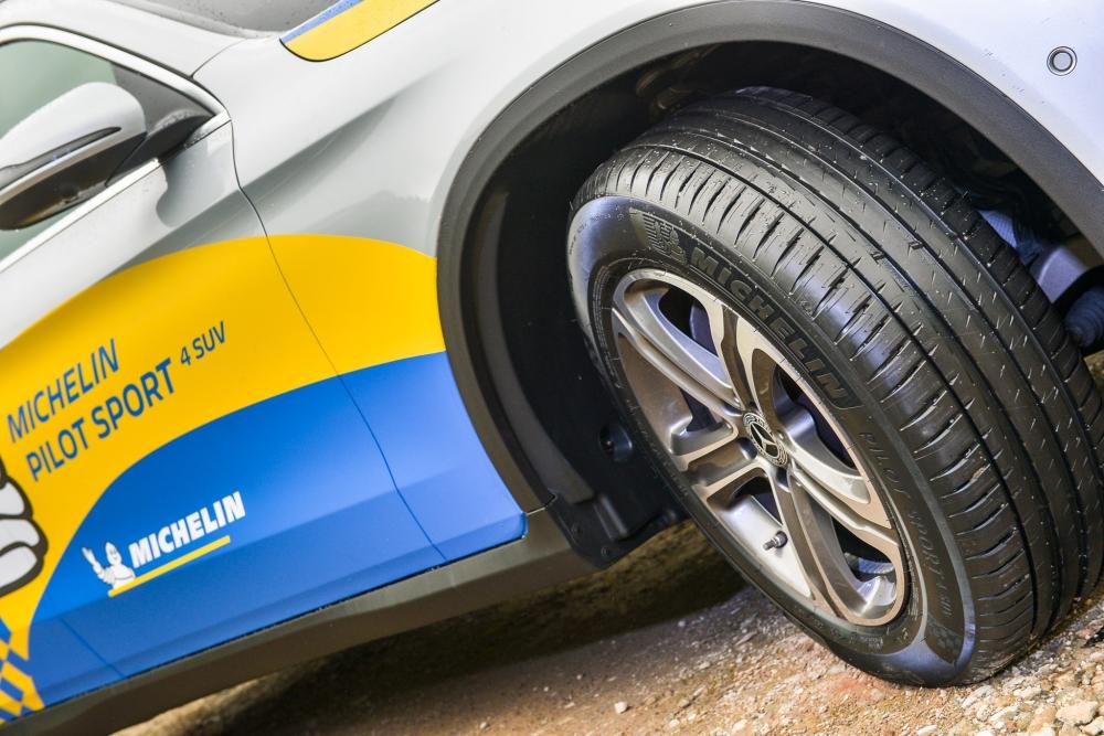 【新聞照片5】米其林MICHELIN PILOT SPORT 4 SUV新胎正式發表