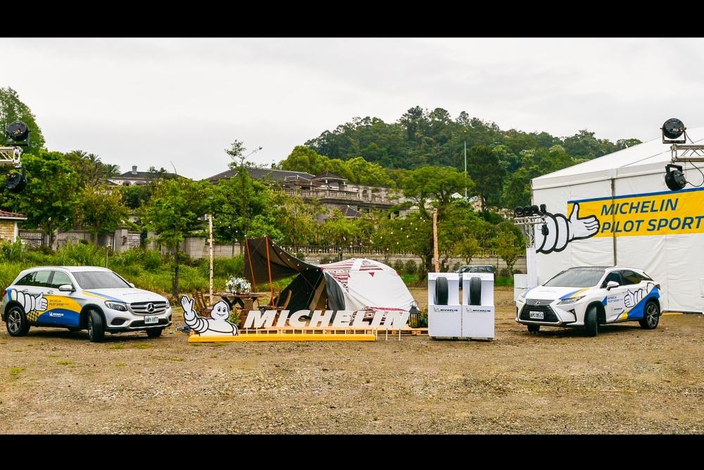 【新聞照片7】米其林MICHELIN PILOT SPORT 4 SUV新胎正式發表