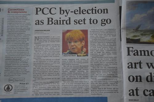 Journal Vera Baird May 19