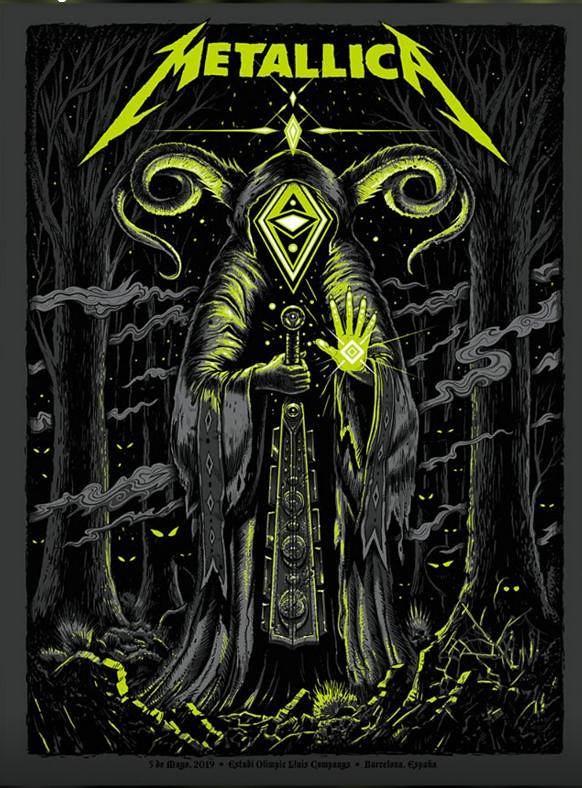 Metallica poster1