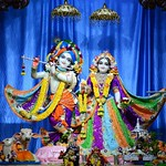 ISKCON Pune NVCC Deity Darshan 14 May 2019