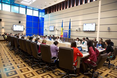 14.05.2019 Masă rotundă publică privind implicarea organizațiilor societății civile în procesul de armonizare a legislației și în activitățile de sensibilizare cu privire la UE, organizată în cadrul Proiectului Twinning.