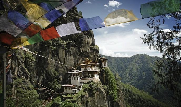 Nido del Tigre (Viaje de autor a Bután con Sele)