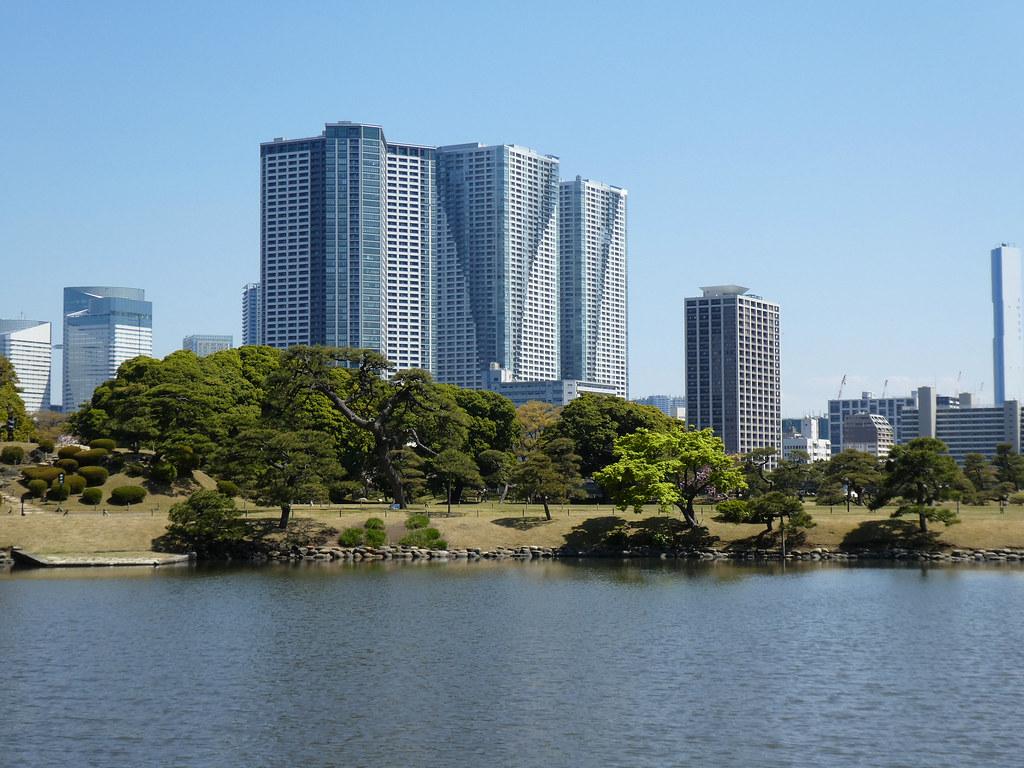Tidal ponds - Shiori-no-ike
