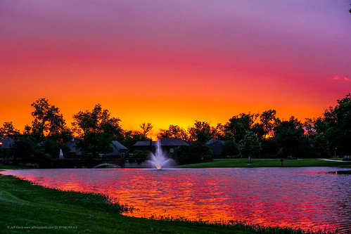 sunset sunsets sunriseandsunsets sonya7iii sonyalpha sky orange fountain