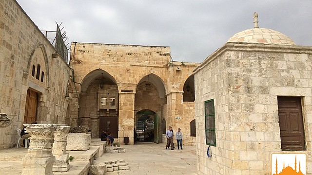 5131 12 historical landmarks inside Masjid al Aqsa 10