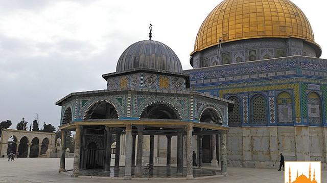 5131 12 historical landmarks inside Masjid al Aqsa 03