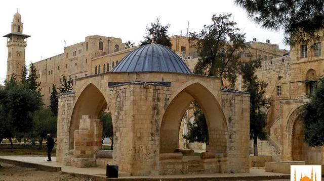 5131 12 historical landmarks inside Masjid al Aqsa 08
