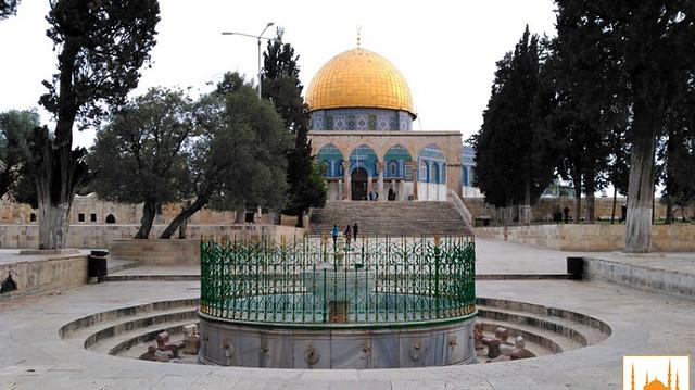 5131 12 historical landmarks inside Masjid al Aqsa 01