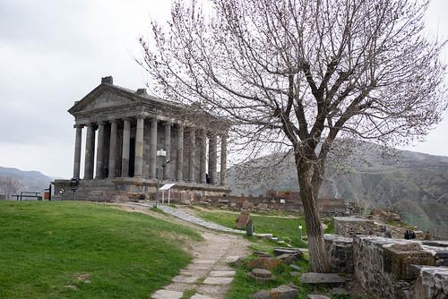 armenia garni landscape architecture