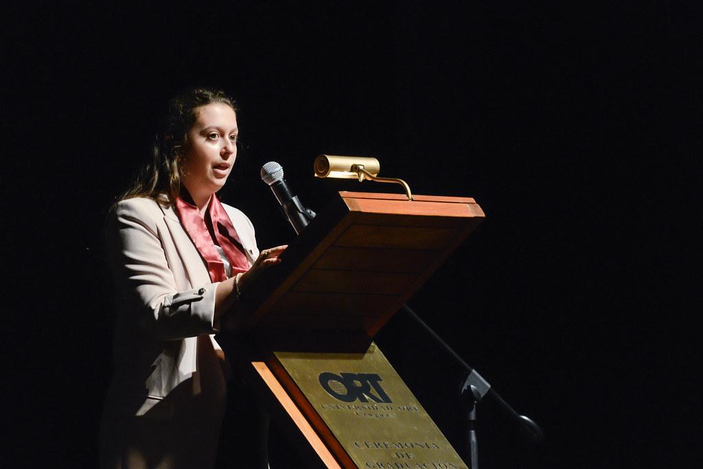 Ceremonia de graduación de la Universidad ORT Uruguay - 29 de abril de 2019