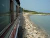 Nejprve se autobusem dostáváme do Kurikattuwanu na ostrově Pungudutivu, foto: Lukáš Kopecký