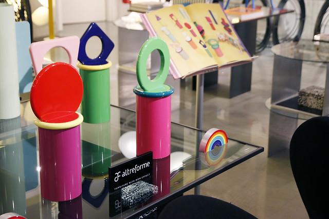 altreforme | Wow Aluminium Design Launch | Fondazione Sozzani | Festa Mobile jars | Rainwow accessory