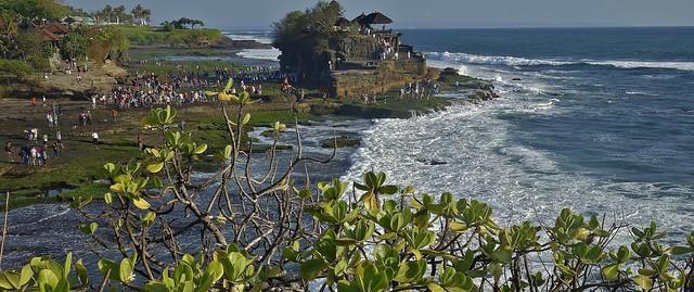 INDONESIEN, Bali -  Rund um den Meerestempel Pura Tanah Lot,  11180/11457