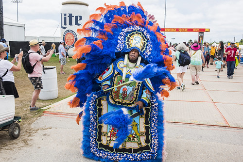 Jazz Fest 2019 day 8 on May 5, 2019. Photo by Ryan Hodgson-Rigsbee RHRphoto.com