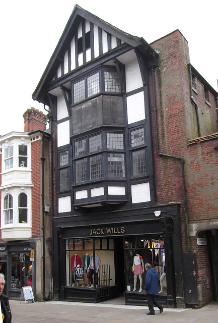 The Picture House, 55 - 56 High Street, Winchester