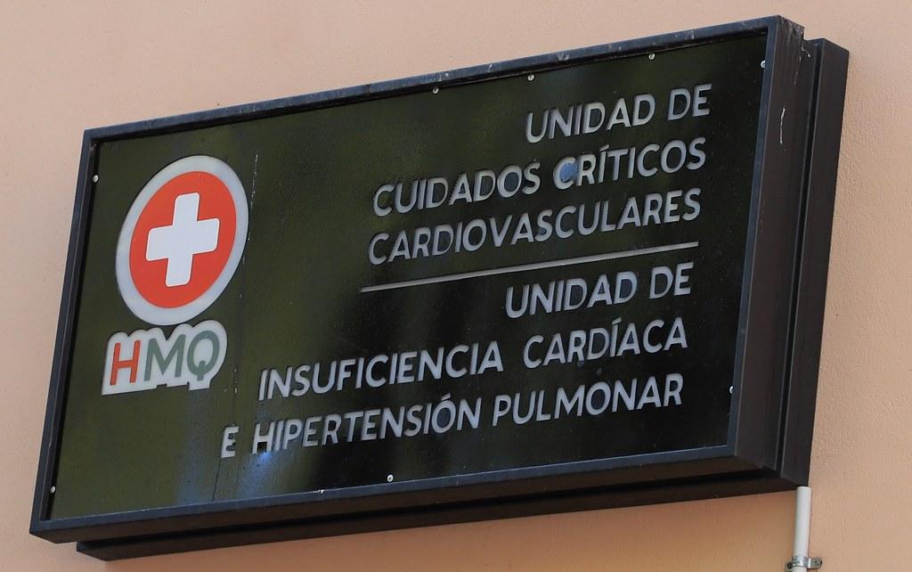 """2019-05-14 PRENSA: Uñac inauguró el Servicio de Cuidados Críticos Cardiovasculares del Hospital """"Marcial Quiroga"""""""