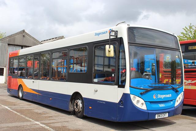 Stagecoach 36861