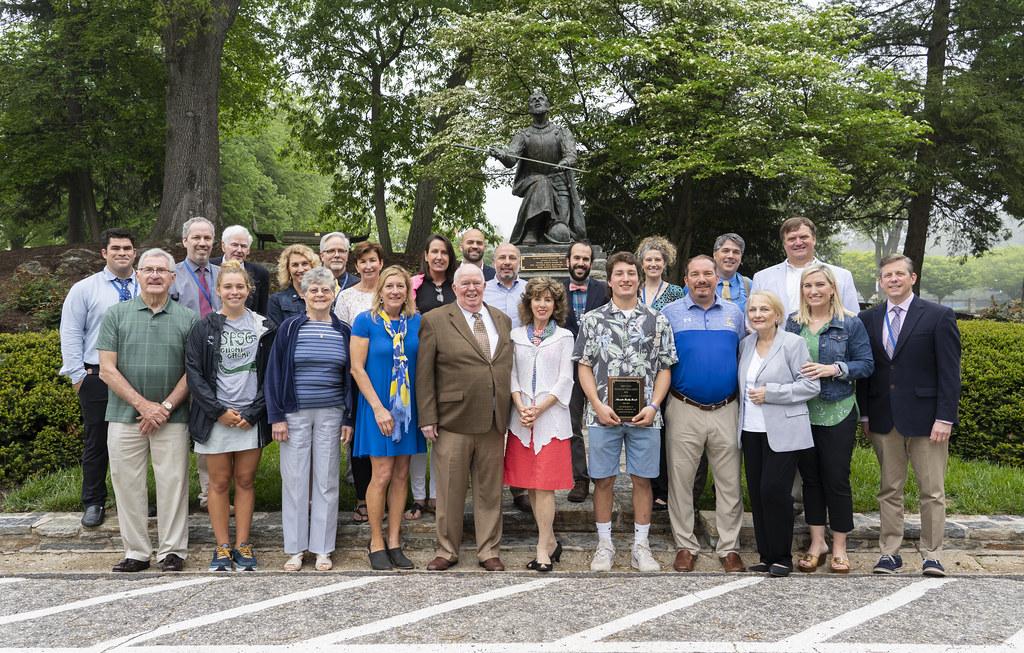 2019 Troy Vance '85 Scholarship Award Reception