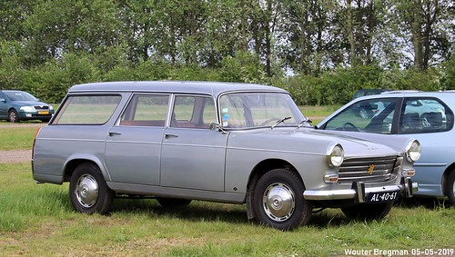Peugeot 404 Break 1968 | by XBXG
