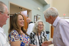 Episcopal Florida posted a photo:	St. John the Divine Sun City dedicates a new building.