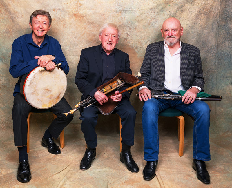 The Chieftains: The Irish Goodbye Tour