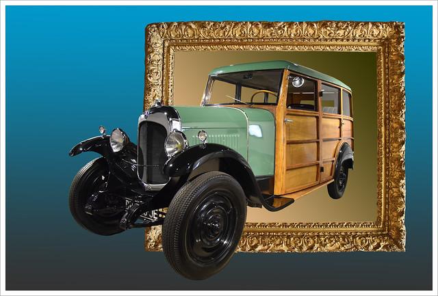 1925 Citroën B12