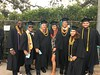 Honolulu Community College celebrated spring 2018 commencement on Friday, May 10, 2018 at the Waikiki Shell. Honolulu CC graduates from the Occupational and Environmental Safety Management program
