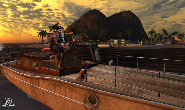 #Boatman