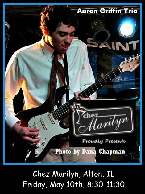 Aaron Griffin Trio 5-10-19